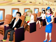Stewardess Slacker Game