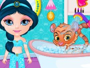 Baby My Palace Pets Game