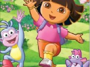 Dora 6 Similarities Game
