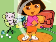 Dora Super Golfer Game