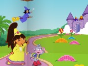 Dora Fairytale Fiesta Game