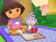 Dora Saves the Crystal Kingdom Game
