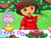 Dora Christmas Carol Adventure Game