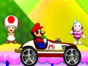 Mario Stunt Car Game
