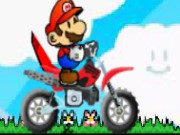 Mario Motocross Mania 2 Game