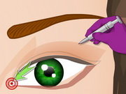 Princess Permanent Makeup Game