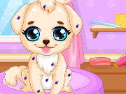 Puppy makeover hair salon Game