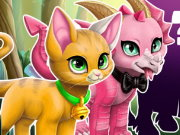 Magical Pet Maker Game