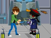 Ben 10 Zombie Survival Game