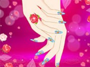 Shining Nails Spa Game