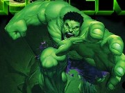 Hulk Power Meter Game