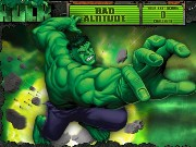 Hulk Bad Attitude Game
