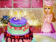 Cake For Barbie Game