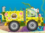 spongebob plancton esplodere