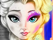 Elsa Total Makeover Game