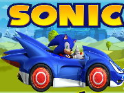 Sonic Drive Game