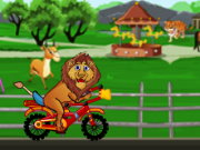 Lion Ride Game