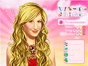 Makeup Ashley Tisdale Game