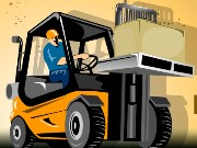 Forklift Drive Game