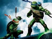Ninja Turtles Double Damage Game