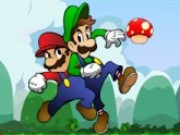 Mario Bros Adventure Game