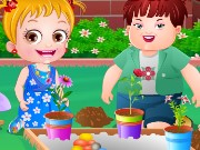 Baby Hazel Garden Party Game