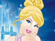 Cinderella Royal Makeover Game