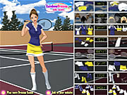 Tennis Player Game