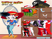 Betty Boop Dress Up Game