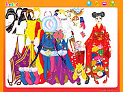World Culture Dressup Game
