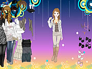 Chique Disco Dress Up Game