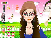 Spring Field Make Up Game