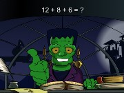 Frankenstein Math Game