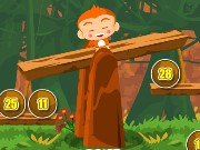 Monkey Math Balance Game
