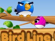 Bird Line Up Game