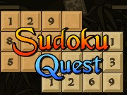 Sudoku quest Game