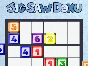Jigsaw Sudoku Game