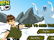 Ben 10 And The Ghost Game