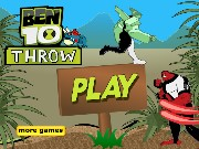 Ben 10 Throw 2 Game