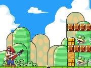 Mario shooter Game