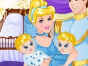 Cinderella Gives Birth to Twins Game