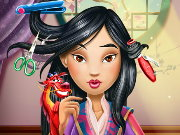 Mulan Real Haircuts Game