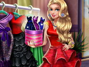 Sery Runway Dolly DressUp Game