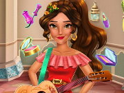 Elena of Avalor Real Makeover Game