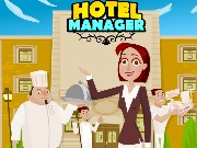 Hotel Manager Game