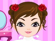 Lovely Hair Salon Game