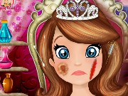 Sofia The First Real Surgery Game