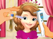 Sofia The First Eye Care Game