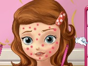 Squeeze Sofia Pimples Game