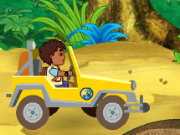 African Offroad Rescue Game